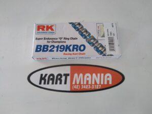 Corrente RK 219 Oring 108 L Azul