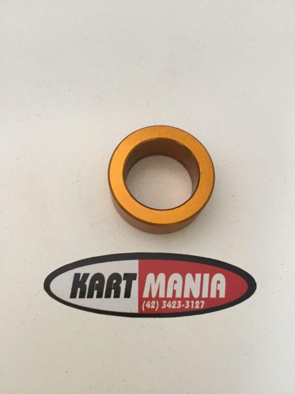 Arruela Espaçadora Da Manga-Alumínio 10mm