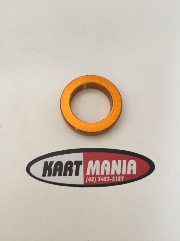 Arruela Espaçadora Da Manga-Alumínio 5mm