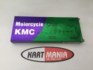 Corrente KMC 428H X 118 Kart 13HP