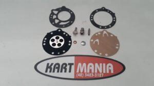 Kit Reparo Para Carburador Tillotson/Raisman/Botto