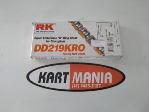 Corrente RK 219 Oring 108 L Laranja